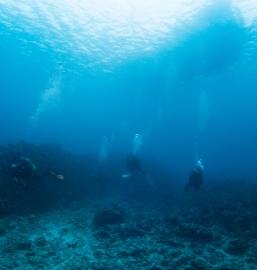 瀬底島 ファンダビング