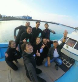 水納島 ファンダイビング