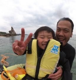 3/23 沖縄 北部シュノーケリング 総勢10名さまと海遊び♡