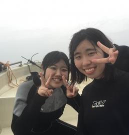 雨にも負けず 貸し切りボートシュノーケル