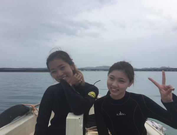 古宇利島 貸し切りスノーケル&体験ダイビング