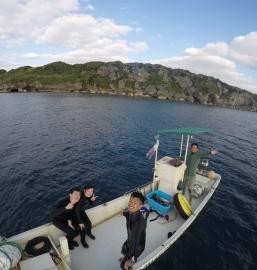 古宇利島 ボートシュノーケルツアー